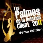 Les Palmes de la Relation Client 2011
