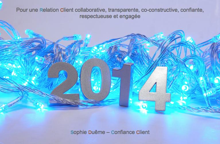2014, quelle année pour votre relation client ?