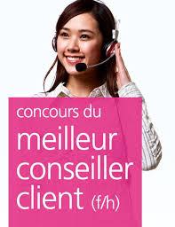 meilleur conseiller client 2013