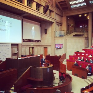 Conférence inaugurale de l'INRC au Conseil économique, social et environnemental