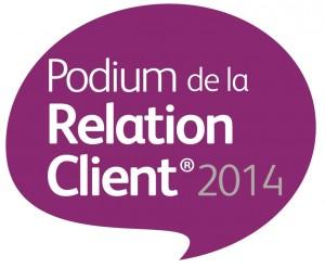 Le Podium de la Relation Client 2014