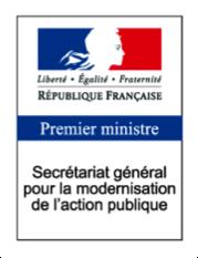 Secrétariat général pour la modernisation de l'action publique
